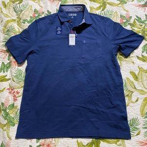NWT Izod Polo 👕 Blue Size M